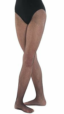 Girls Fishnet Dance Ballet Tights by Aurellie