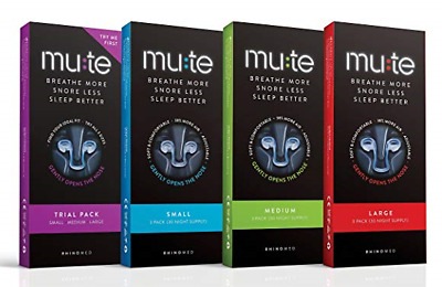 Mute Snore Therapy - Free Post