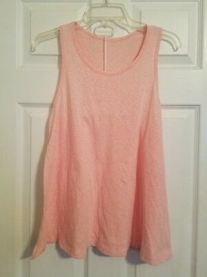Women's Xhilaration Cool Melon Soft Sleep Tank. Size Large. New With Tags.