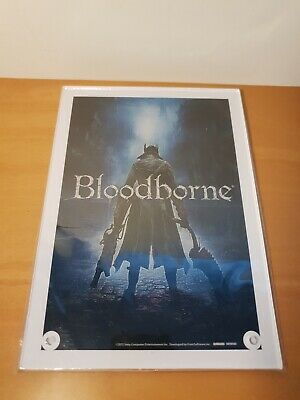 Bloodborne Stand Playstation Sealed