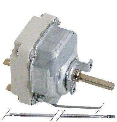 Thermostat T.max. 320°C Arbeitsbereich 50-320°C 3-Polig 3No 16A Ego 5534052819