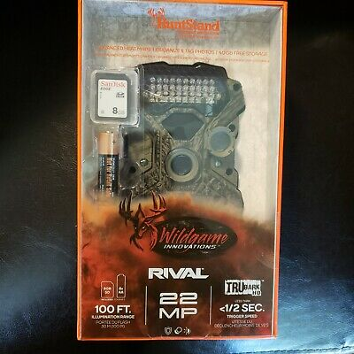 Wildgame Innovations Rival Cam 22 MP Game Camera