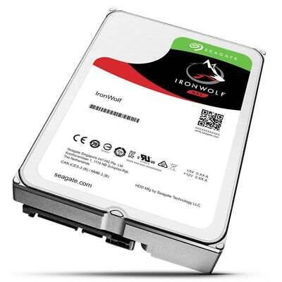 "Seagate ST4000VN008 IronWolf 4TB SATA-6Gb 5900rpm 3.5"" NAS Drive  WP."