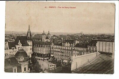 CPA-Carte Postale -France Nancy- Vue du centre  VM6134