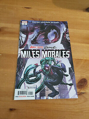 Absolute Carnage Miles Morales #1 MARVEL Comics Main Cover NM