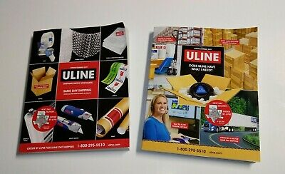 ULINE SHIPPING SUPPLY Specialists Catalog-Spring/summer-2018