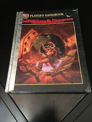 Player's Handbook Advanced Dungeons & Dragons [2nd Ed Fantasy Roleplaying]