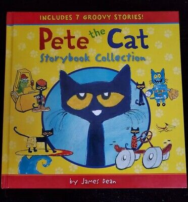 ☆  PETE the CAT ~ STORYBOOK COLLECTION CHILDREN'S NURSERY BEGINNER BOOKS DEAN