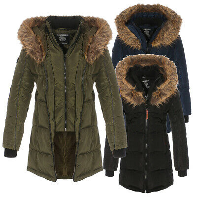 Geographical Norway ANTINEA Donna Trapuntata Invernale Di Transizione Giacca Giacca Invernale
