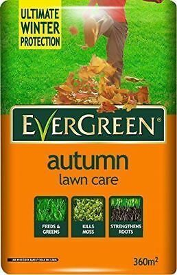 EverGreen 360 m sq Autumn Lawn Care Feed CLEARANCE ITEM MUST GO
