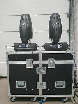 2 X ColorWash 700E AT™ in Twin Flightcase  PRE OWNED + FREE 48 HOUR DELIVERY