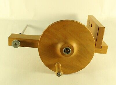 Schacht Spindle Single Ended Hand BOBBIN WINDER for Weavers Looming Parts