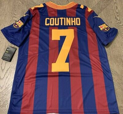 brand new 58062 c81df NIKE FC BARCELONA Mashup Limited Edition Jersey, ORIGINAL ...