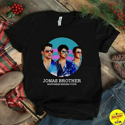 Jonas Brothers Happiness Begins Tour Shirt