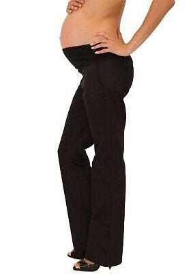 Maternity Office Pants - Black - Szs 8,10,12,14,16 & 18