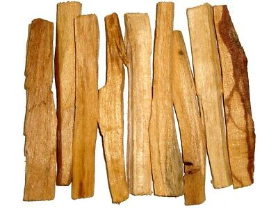 PALO SANTO Holy Wood Incense Sticks Smudge Sticks – 100 grams (PERU)