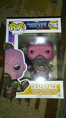 Taserface Funko Pop Marvel Guardians of the Galaxy Vol.2 Free Shipping