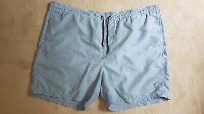 "Yves saint laurent YSL shorts light blue XXL 40"" VGC"