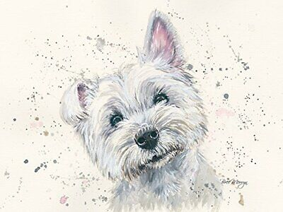 Bree Merryn Canvas Cutie 15x20cm-Wait For Me