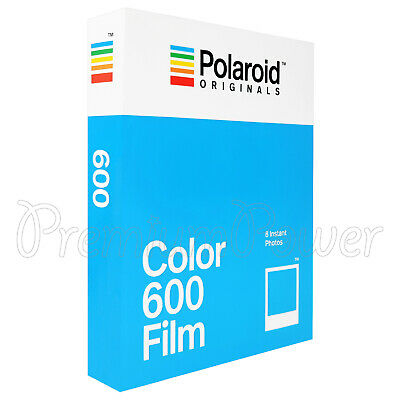 Polaroid Color 600 Instant Film 4670 Photos for Vintage 600 & i-Type cameras BX8
