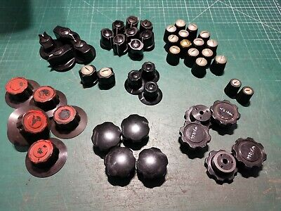 Military Equipment Knobs Joblot