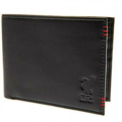 Liverpool F.C. Leather Stitched Wallet