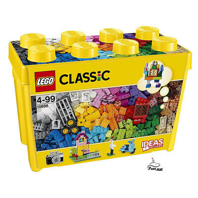 LEGO Classic Large Creative Brick Box 10698 Gifts Or Present