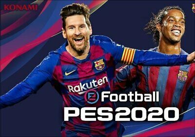PES 2020 PRO EVOLUTION SOCCER REGION FREE PC KEY (Steam)
