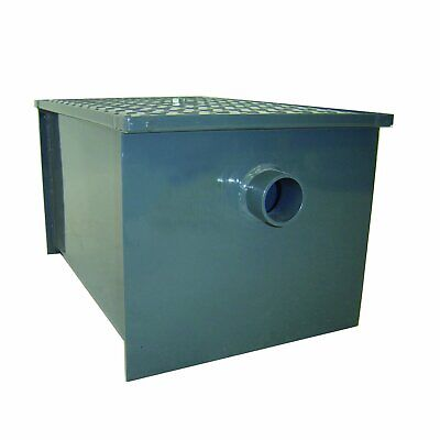 John Boos Model GT-70 Grease Trap, 70 LB capacity, 35 gpm, With T-Vent,