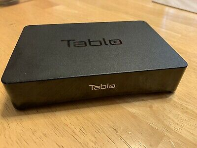 Tablo 4-Tuner Over-The-Air HDTV DVR TV Tuner WiFi Network Recorder SPVR4-01-NA