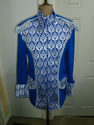 Prince Charming  tunic blue  42 chest size pantomime theatre