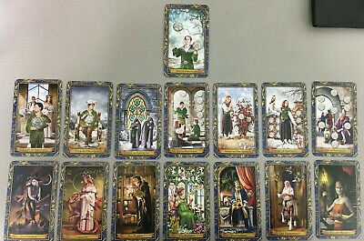 Wizards Tarot Cards by C. Kenner **CHOOSE YOUR CARD FOR PURCHASE** Replacements