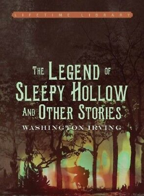 The Legend of Sleepy Hollow Book by Washington Irving The Headless Horseman Book