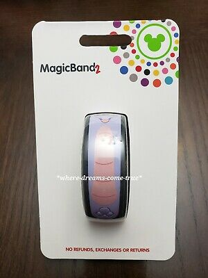 Disney Parks 2019 Figment Magic Band 2  (NEW)
