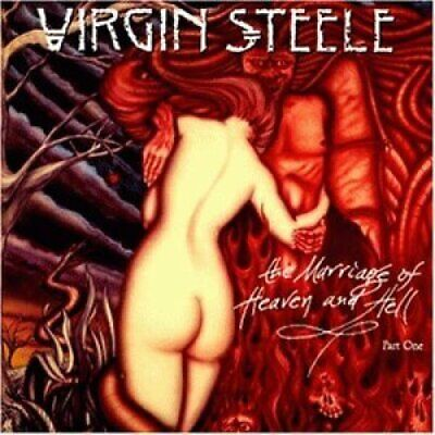 Virgin Steele Marriage of heaven and hell-Part 1 (1994) [CD]