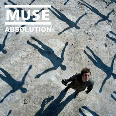 Muse Absolution (2003) [CD]