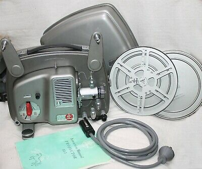 BOLEX Paillard 18-5 Swiss Made 8mm  movie projector ,Beautiful .as new