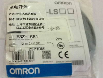 1PC NEW Omron PhotoElectric Switch E3Z-LS81 12-24VDC