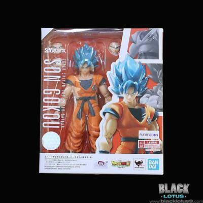 Super Saiyan God Son Goku Dragon Ball Super Broly Tamashii SH Figuarts IN STOCK