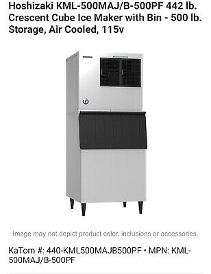 ice maker machines commercial