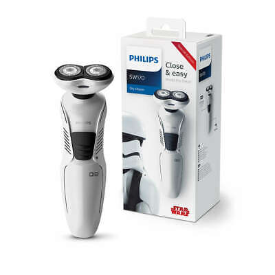 New Philips Star Wars Stormtrooper Comfort Cut Electric Shaver Sw170/04
