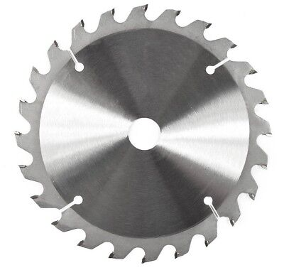 165mm 24T 16mm Bore TCT Circular Saw Blade Disc for Dewalt Makita Ryobi Bosch
