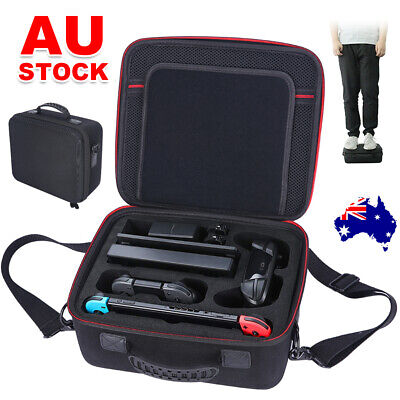 Hard Carrying Case Bag Compatible for Nintendo Switch Travel Case Box Fit D7R2
