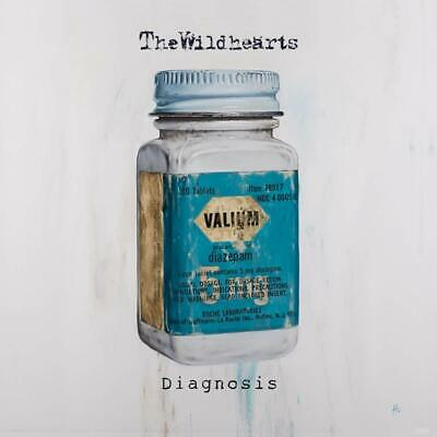 The Wildhearts - Diagnosis Cd Album New (4Th Oct)