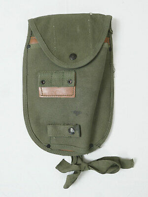 1x TYPE US ARMY Vietnam M-1956 LCE E-Tool Carrier pouch / Klappspatentasche