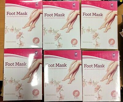 Exfoliating Foot Peel Mask for Softer, Smooth Feet-(2 Pack)
