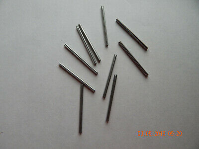"STAINLESS STEEL ROLL PINS 1/8 x 2"" 18-8  10 PCS. NEW"
