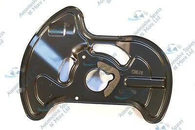 For Mercedes C-Class W204 S204 New Rear Left Brake Disc Dust Cover Plate Shield