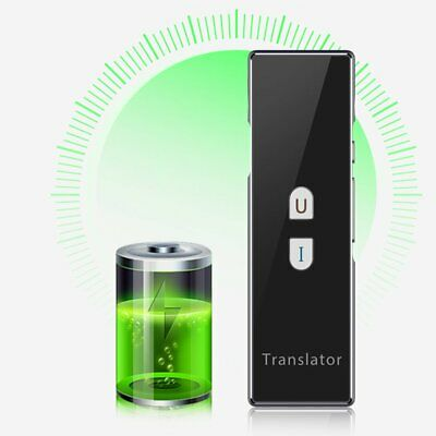 T6 Global Multilingual Simultaneous Translator Supports Voice Camera Function♘♙
