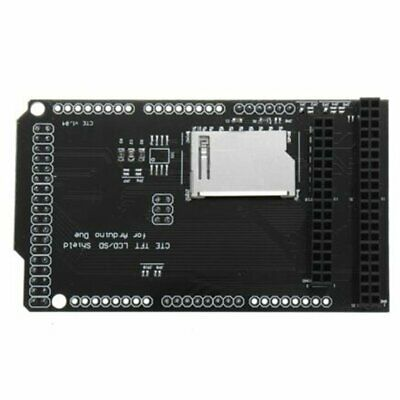 TFT/SD Shield Expansion Board LCD Module For Arduino DUE SD Card LCD Module♘♙